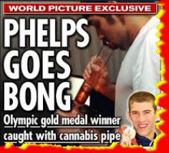 So What If Michael Phelps Smoked Marijuana ?