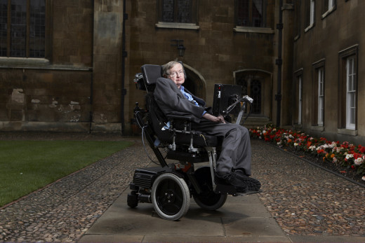Stephen Hawking has become of his field's most respected figures of all time.