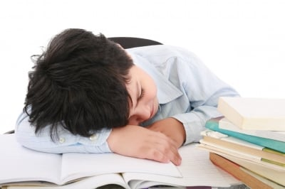 Children began falling asleep at school and being unable to function normally