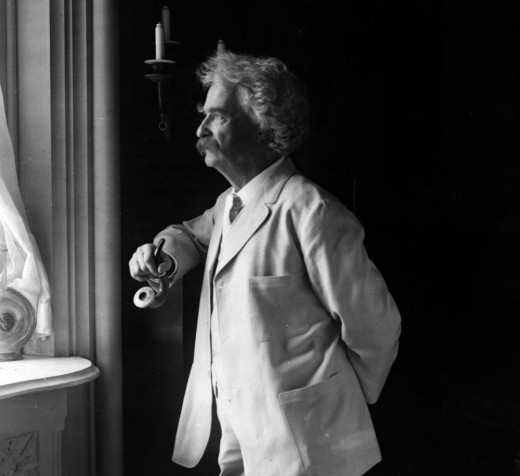 Few are aware of the repeated examples of precognition in Twain's life.