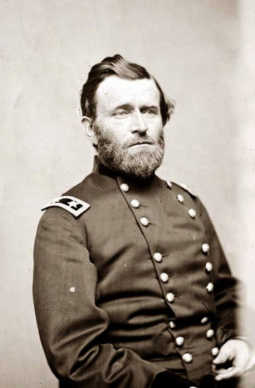 Unlike many of the other entries on this list, Ulysses S. Grant's life may have been saved by a premonition.