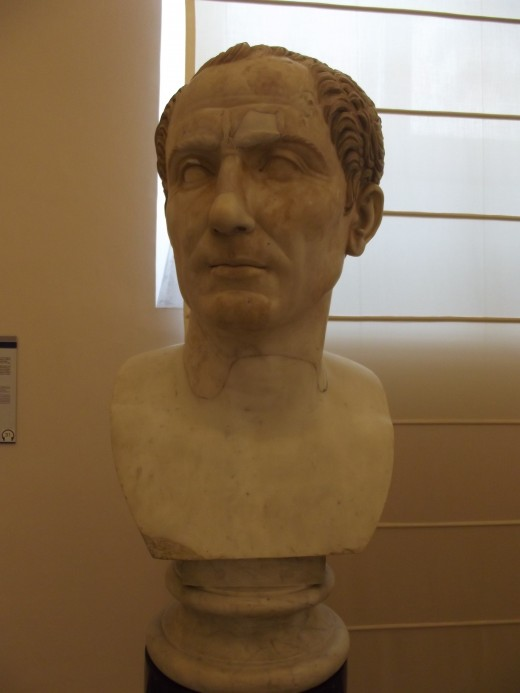 Julius Caesar's is one of the most famous assassinations in history.