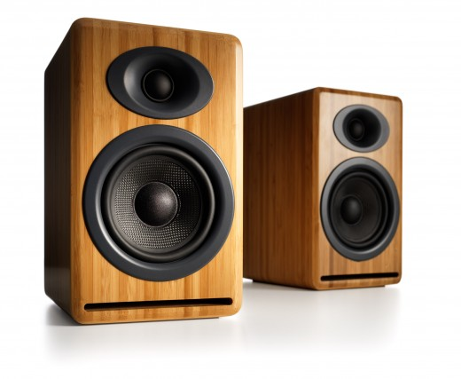Audioengine bookshelf speakers