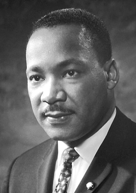 Martin Luther King, Jr. hinted that he knew his life would end in sudden tragedy.