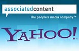 Associated Content (AC) was purchased by Yahoo! [Voices/Contributor] around 2010-12, but was later shut down in 2014.