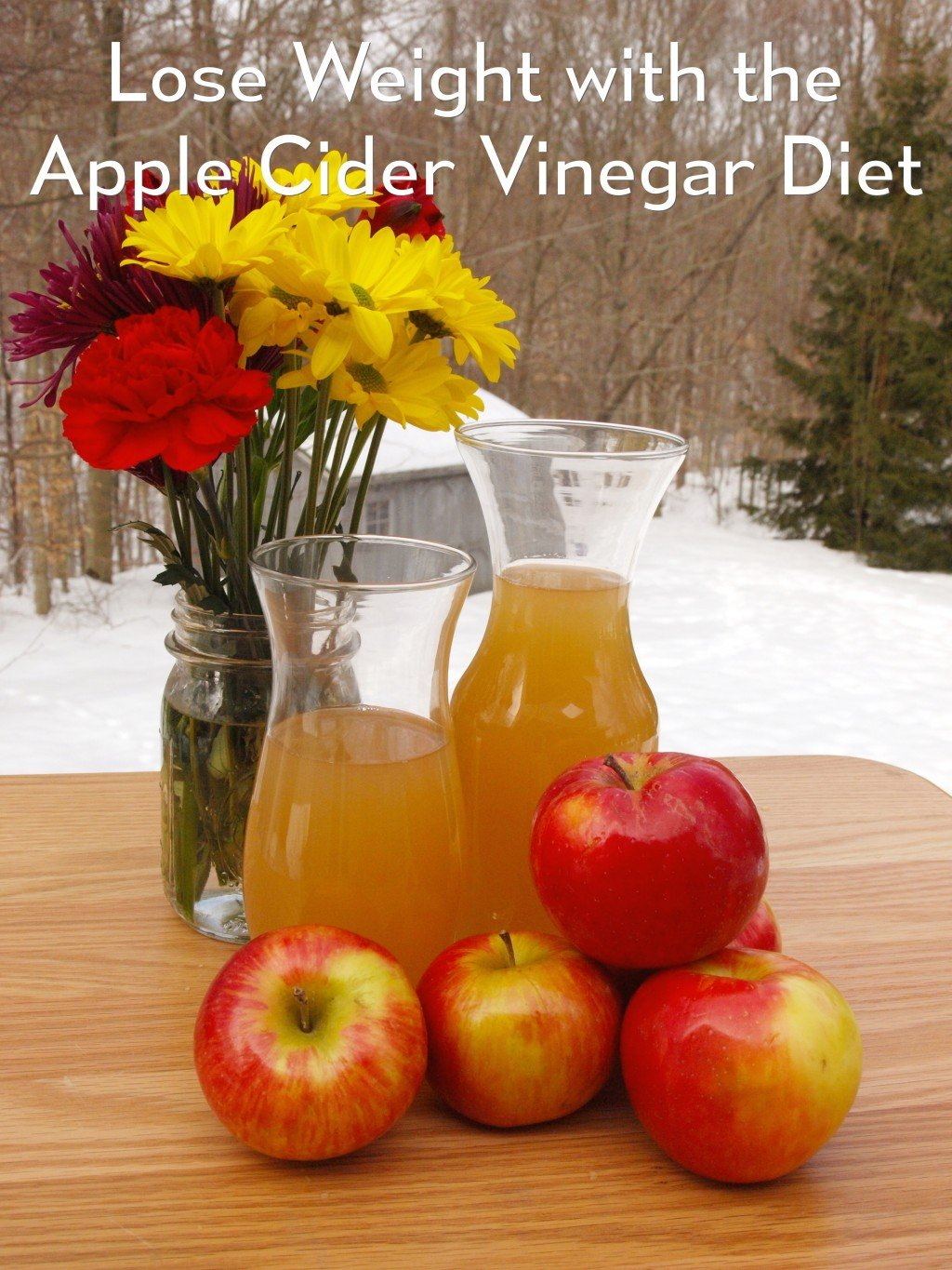 How apple cider vinegar can be useful as weight loss solution?