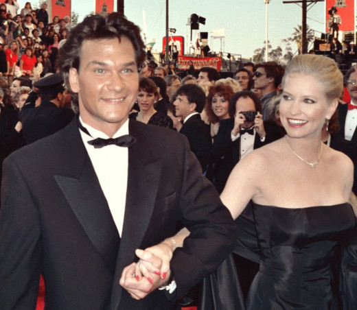 Patrick Swayze was survived by his wife Lisa Niemi, a dancer and actress.