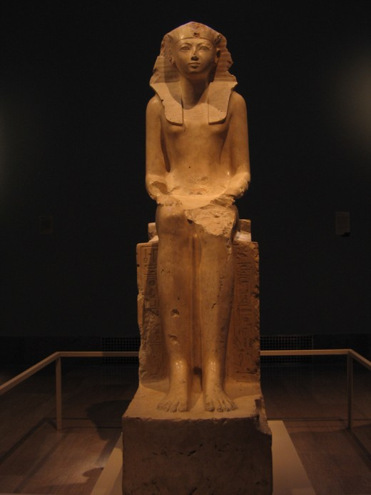In many ways, Hatshepsut was remarkably ahead of her time.