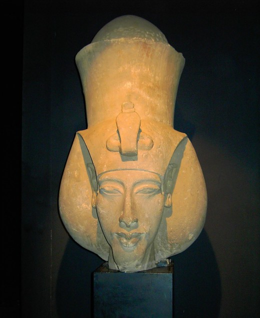 Artwork, not religious change, proved to be the lasting legacy of Akhenaten's reign.