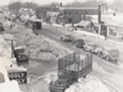 1946, Colfax Avenue
