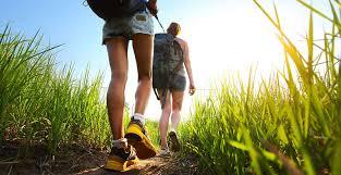 Change the way you walk, change the habits