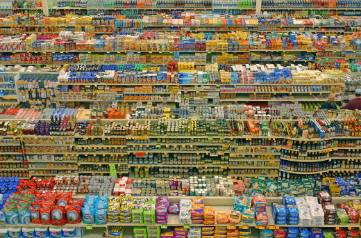 A typical American grocery store is loaded with products that would not pass safety standards in Europe and most other developed nations.