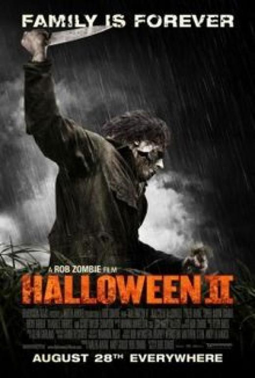 Michael Myers hasn't been seen onscreen since Rob Zombie's Halloween II (2009)