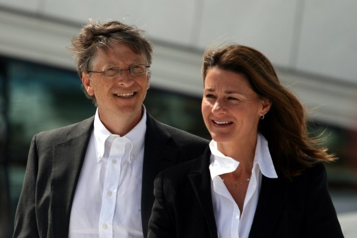 Bill and Melinda Gates created their foundation to help others achieve success through education.