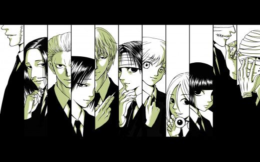 The Phantom Troupe