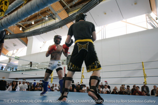 Muay thai kickboxing is one of the most effective and challenging striking-based martial arts.