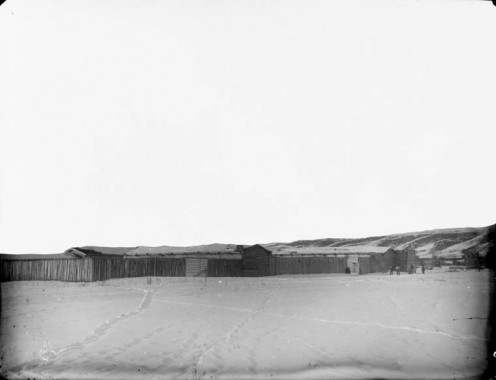Fort Whoop-Up, Alberta, 20 October 1881