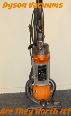 Are Dyson Vacuums Worth It?