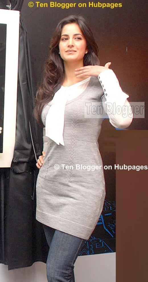 Katrina Kaif Real life photos : Wow Beautiful Hair
