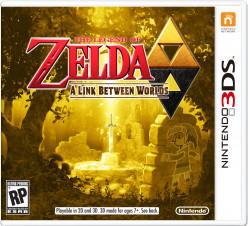 Legend of Zelda: A Link Between Worlds: Review