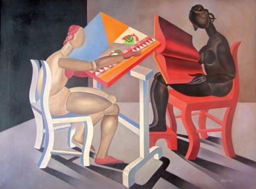 Featuring Artwork from the Futurism Movement by Boccioni, Depero, Balla, Pannaggi, Russolo