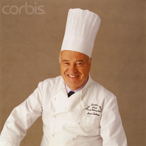 Master chef, Andrew Soltner