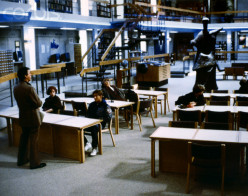 The most-famous detention-time film of all-time: The Breakfast Club