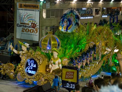 Brazil's 2008 Carnival