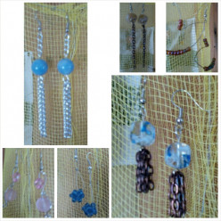 Simple Earrings Jewelry Making