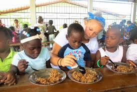 volunteer at fmsc feed the hungry children