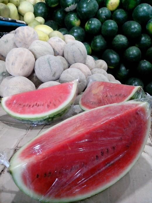 Photo Source: Ireno A. Alcala Water Melon