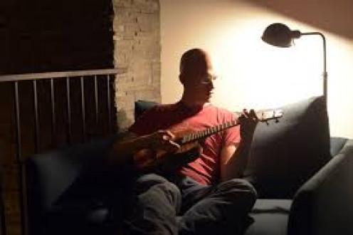 The Author explains how he mastered at playing ukulele