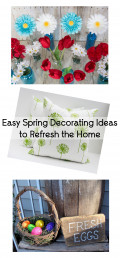 Easy Spring Decorating Ideas to Refresh the Home