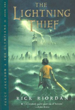 Percy Jackson and The Olympians- Review