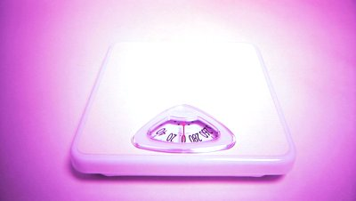 The secret to weight loss is that there is no secret.  Unfortunately, not even a magical scale can help someone lose weight unless they are willing to put in the effort!