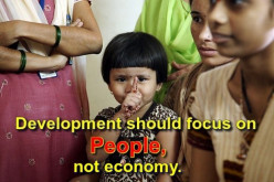 Amartya Sen's Concept of Development and Poverty