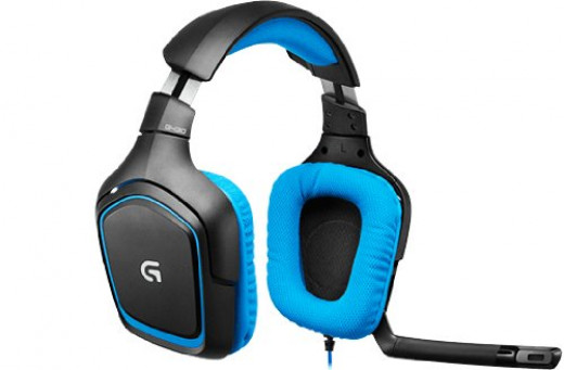 Logitech G430 Gaming Headphones