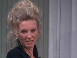 Because Mrs. Leachman was the consummate character actress, I thought it only fair to show her as she really appeared. This shot is from The Mary Tyler Moore Show.