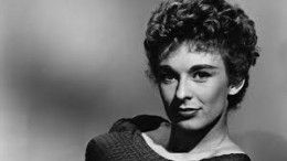 """And look how glamorous she was during the black and white """"Golden Age"""" of cinema. Cloris Leachman again."""