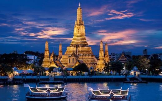 Bangkok Departure