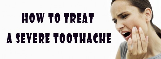 How to Treat a Severe Toothache