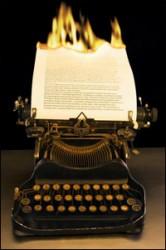 To write or not to write...