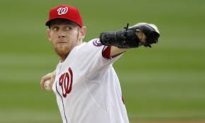 Stephen Strasburg has emerged as one of the best pitcher's in baseball.