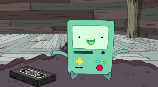 BMO is excited! I like BMO.