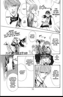 Kyoko swears vengeance on Sho for the way he has treated her.