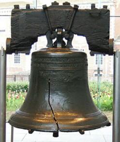 The Liberty Bell  Philadelphia, PA