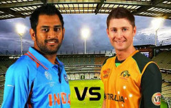 2nd Semifinal of World Cup 2015 between India and Australia  - Analysis