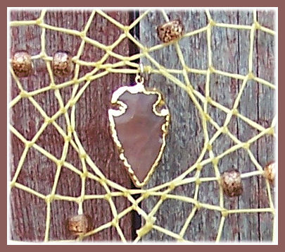 "Dream catchers are used by Native Americans to ""catch"" nightmares"