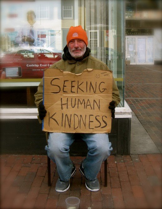 How much peace would we experience if we openly gave the kindness that we are all seeking from others?