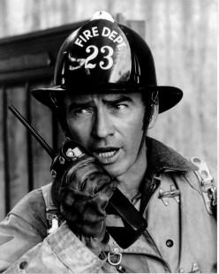 James Drury was Capt. Spike Ryerson